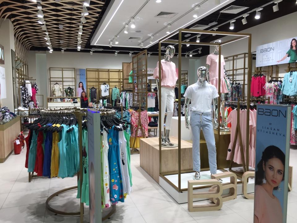 Магазин одежды Baon