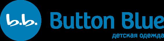 Логотип Button Blue детская одежда